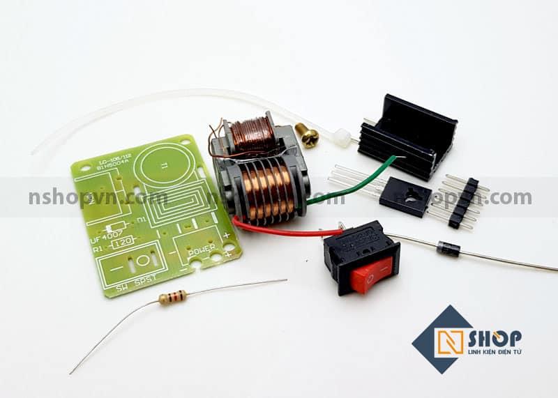 Kích điện 15KV tự ráp