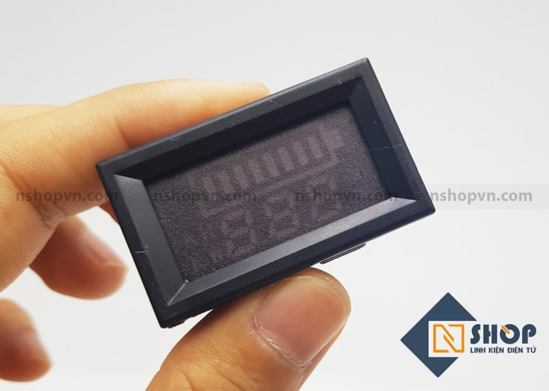 Mạch hiển thị dung lượng pin đa năng