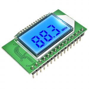 Mạch Phát FM 87-108Mhz có LCD