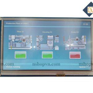 Màn hình cảm ứng Nextion 7.0 inch NX8048T070