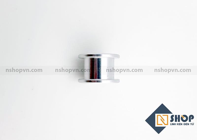Puly căng đai tương ứng 16 răng trục 3mm