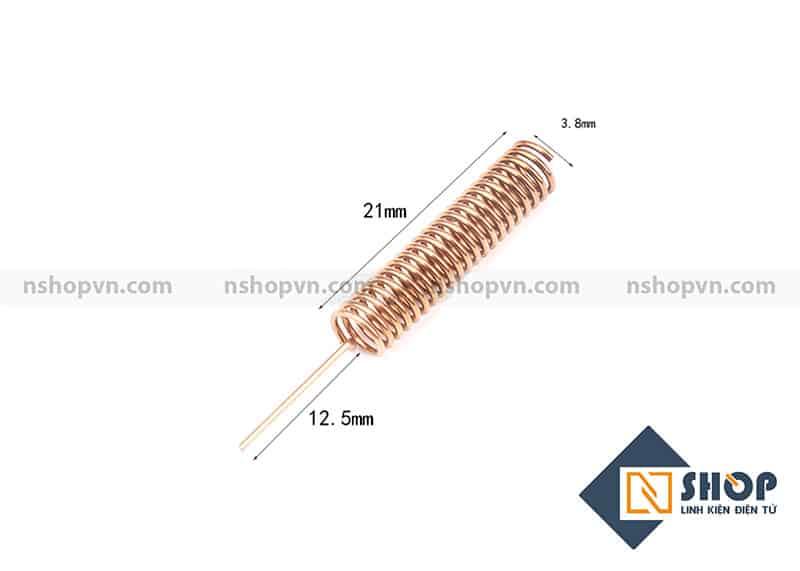 Anten RF 433Mhz