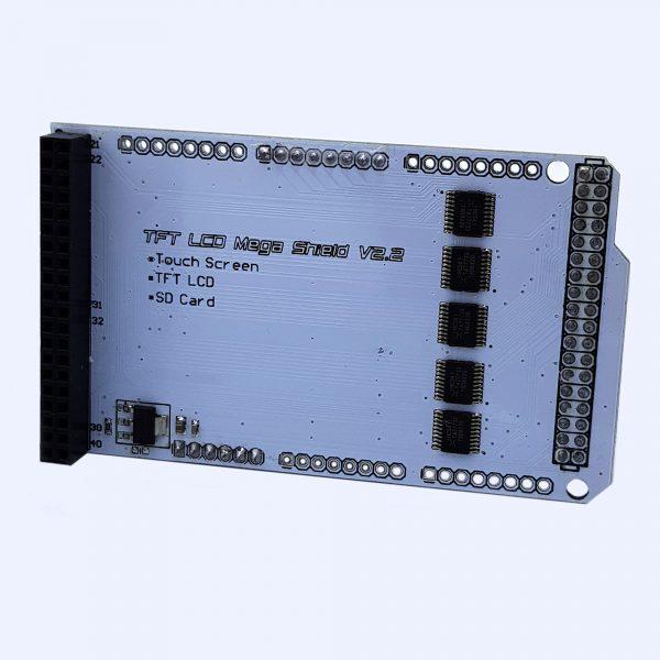 Arduino Mega LCD TFT Shield 40 Chân