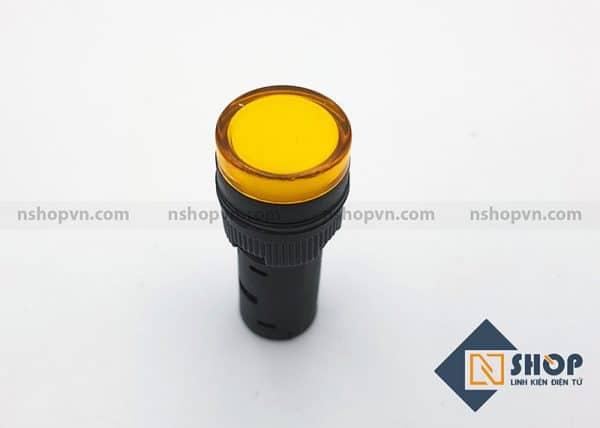 Đèn báo AD16-16C Vàng 24V