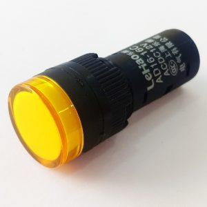 Đèn báo AD16-16C Vàng 12V