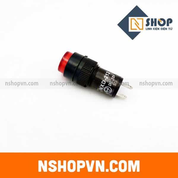 Đèn báo NXD-212 Đỏ 12VDC