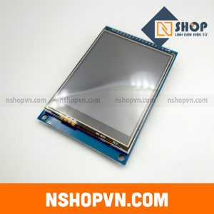 Màn hình LCD cảm ứng 3.2 inch ILI9341 34 chân