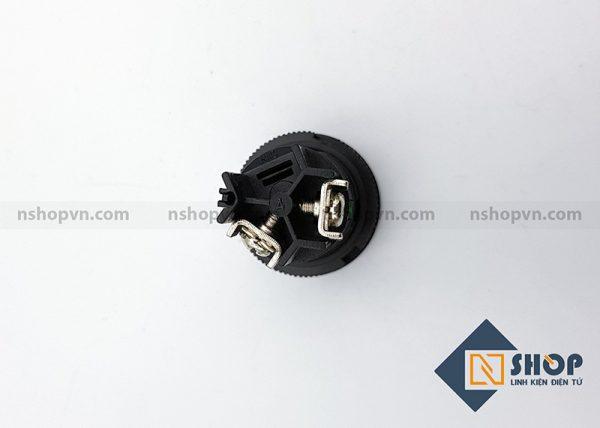 Nút nhấn XB2 EA131 thường mở (xanh lá)