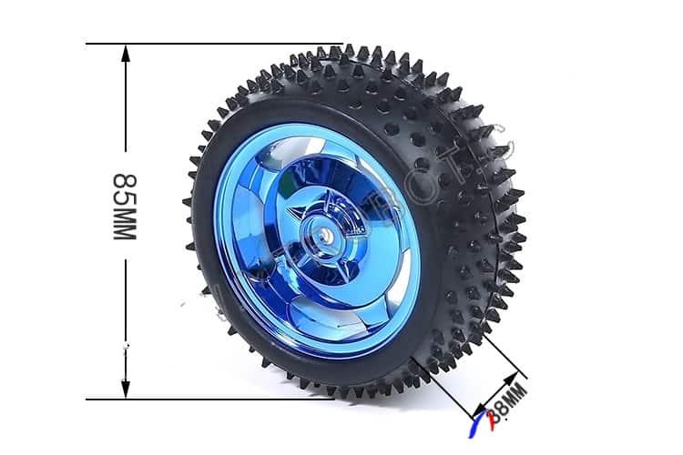Bánh xe Robot 85mm