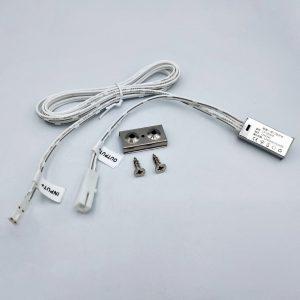 Công tắc cảm biến LED cửa tủ LP-5026M 12VDC