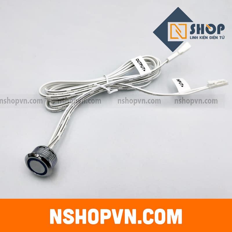 Công tắc cảm ứng đèn LED 12VDC LP-9026