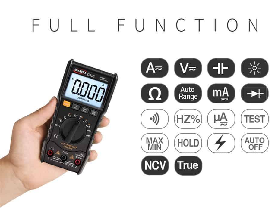 Đồng hồ điện tử WinAPEX ET8101