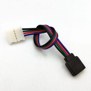 Jack cái nối led dây 5050