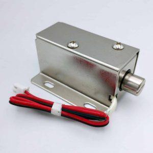 Khóa chốt điện từ 2 đầu LY-03 12VDC