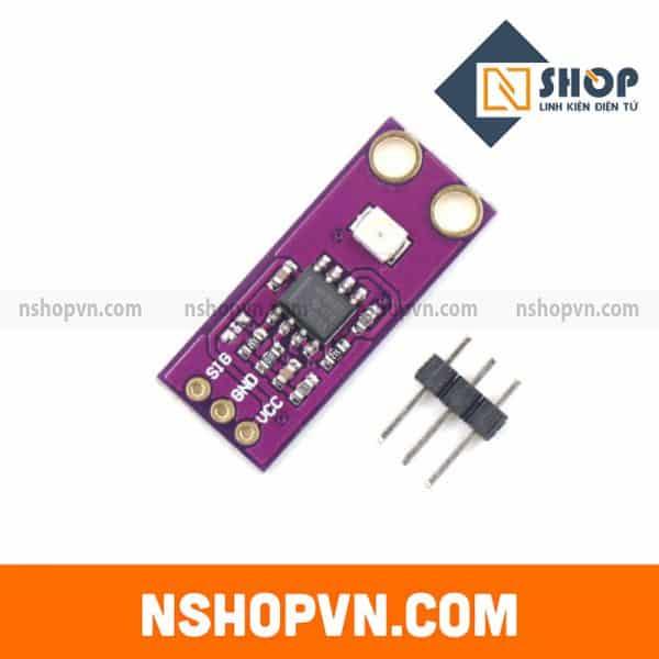 Mô-đun cảm biến ánh sáng UV GUVA-S12SD