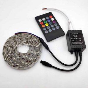 Bộ điều khiển hiệu ứng led RGB 5050 MUSIC IR CONTROLLER