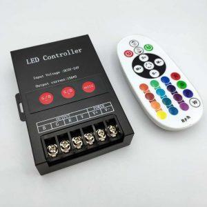 Bộ điều khiển LED RGB 5-24VDC 45A