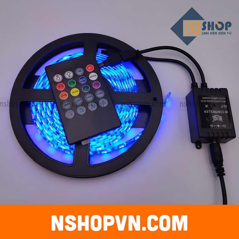 LED epoxy chống nước tặng kèm nếu chọn combo này