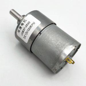 Động cơ giảm tốc JGB37-3530 12V 320rpm
