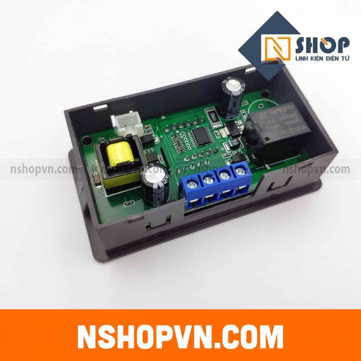 Bộ khống chế nhiệt độ W3230 AC110~220V