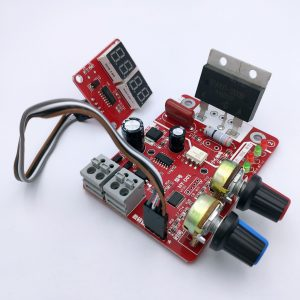 Mạch điều chỉnh hàn cell pin 100A