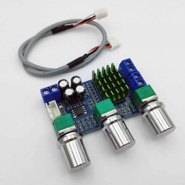 Mạch khuếch đại âm thanh 2 kênh TPA3116D2 2x80w