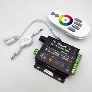 Bộ điều khiển led RGB TQ Music 2