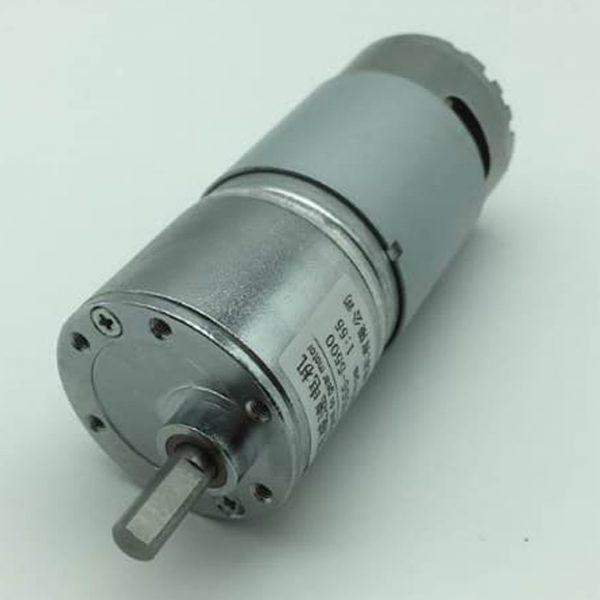Động cơ giảm tốc JGB37-555 tốc độ 56 rpm
