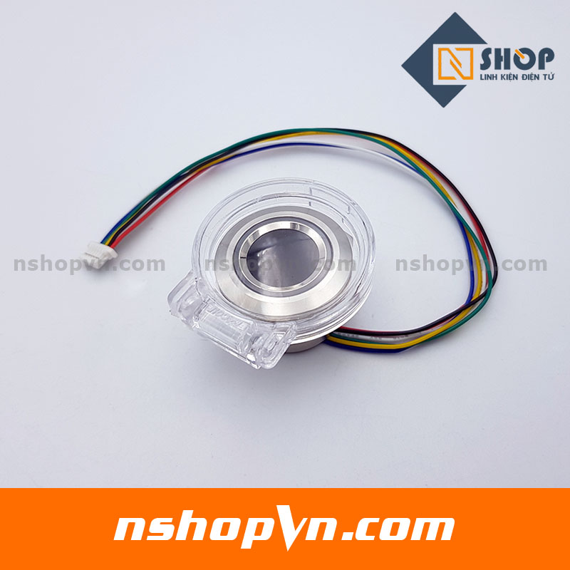 Cảm biến nhận dạng vân tay điện dung R503 với vỏ chống nước