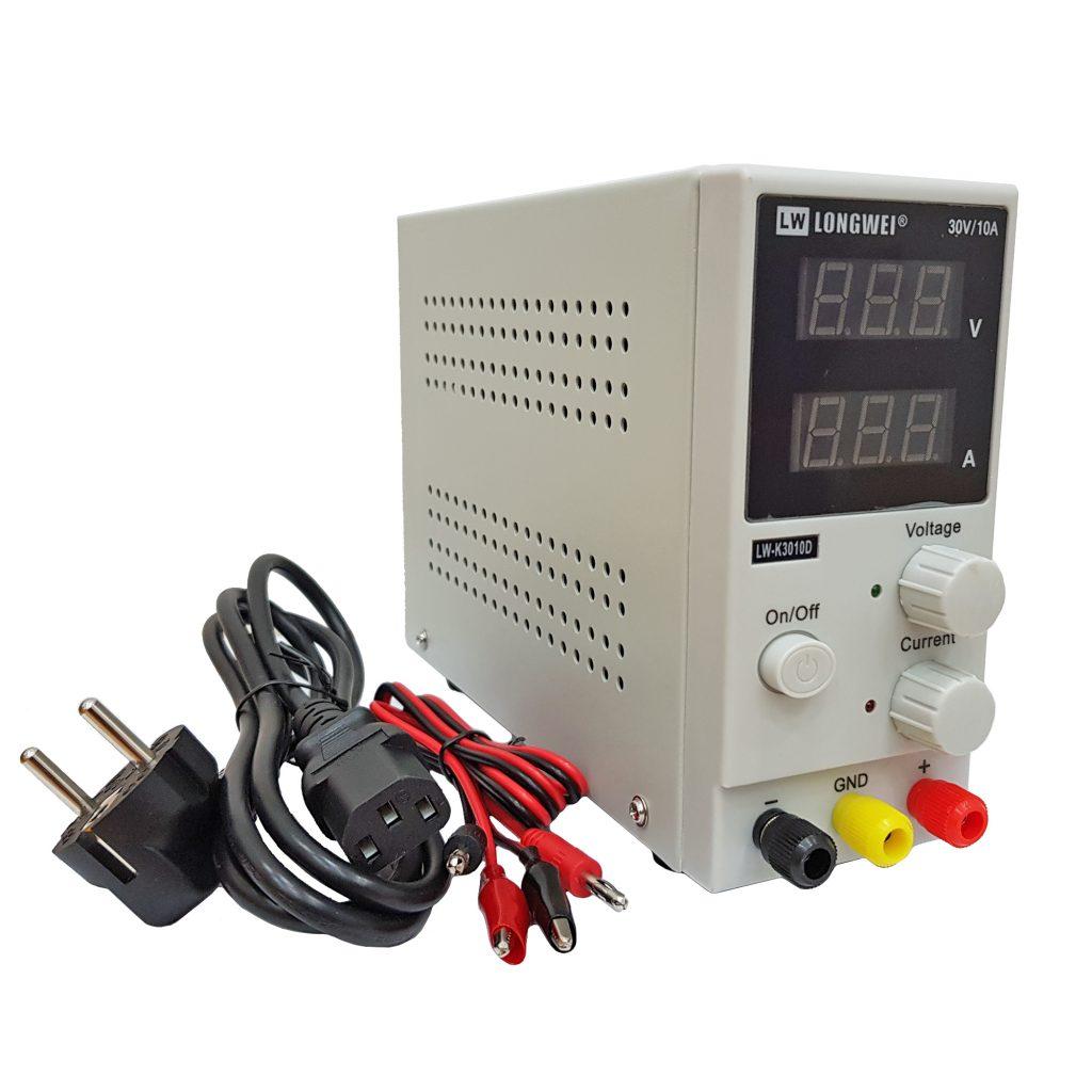 Bộ nguồn đa năng 30VDC 10A Loại 3 số