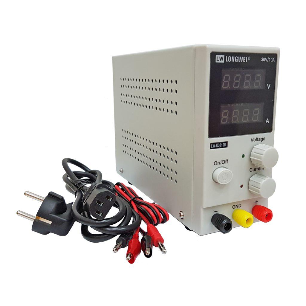 Bộ nguồn đa năng 30VDC 10A Loại 4 số