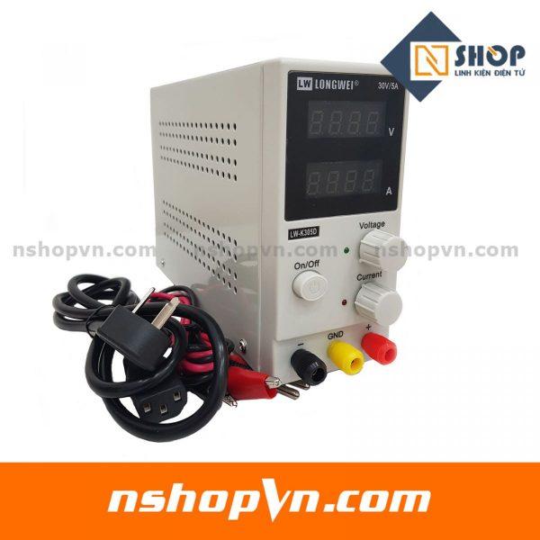 Bộ nguồn đa năng 30VDC 5A