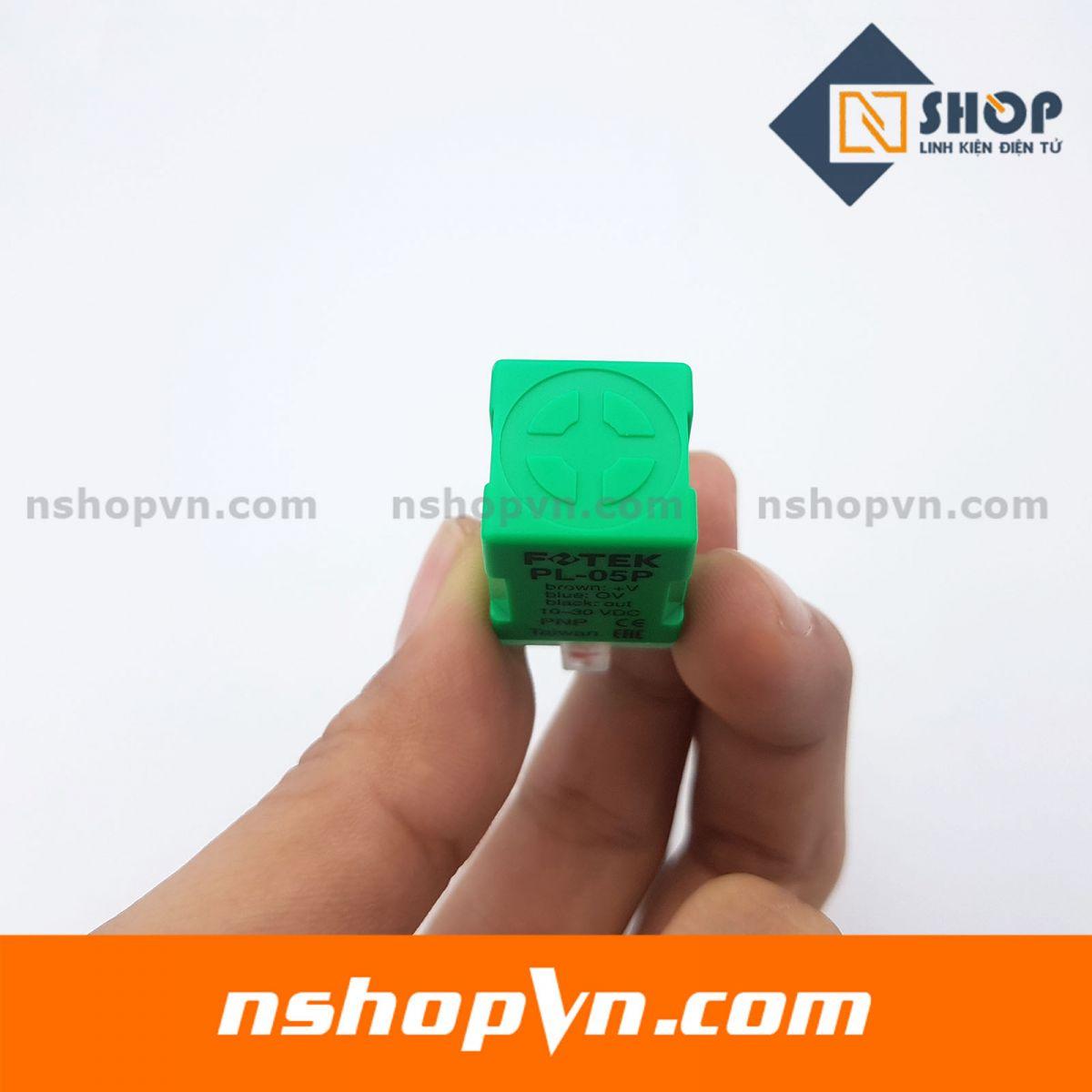 Cảm biến kim loại tiệm cận FOTEK PL-05P PNP