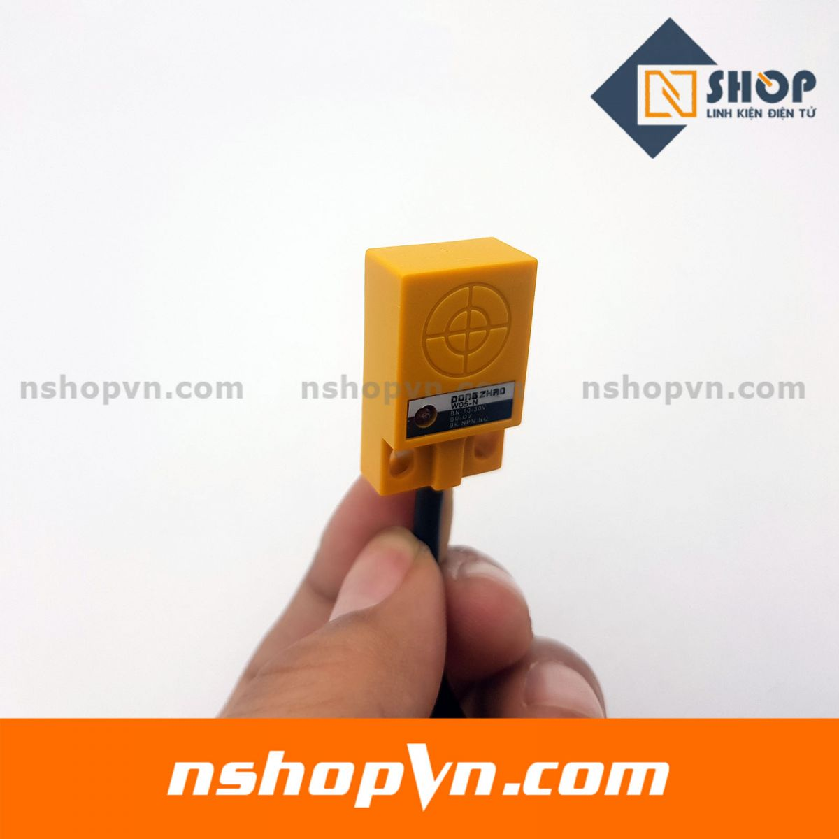 Cảm biến kim loại tiệm cận TL-W5MC1 NPN