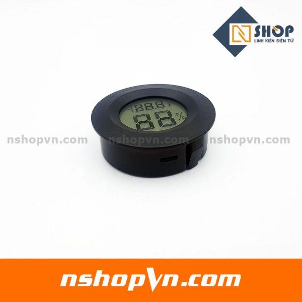 Đồng hồ đo nhiệt độ, độ ẩm
