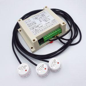 Mạch bật tắt máy bơm theo mực nước XKC-C352-3P kèm 3 cảm biến