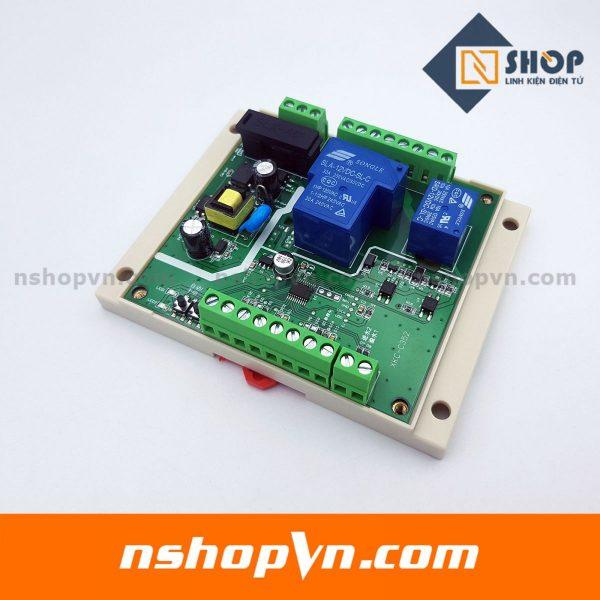Bộ bật tắt máy bơm theo mực nước XKC-C352-3P kèm 3 cảm biến