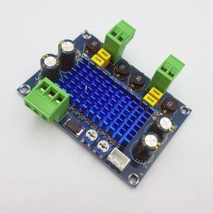 Mạch khuếch đại âm thanh công suất cao XH-M572 TPA3116D2 2x120W