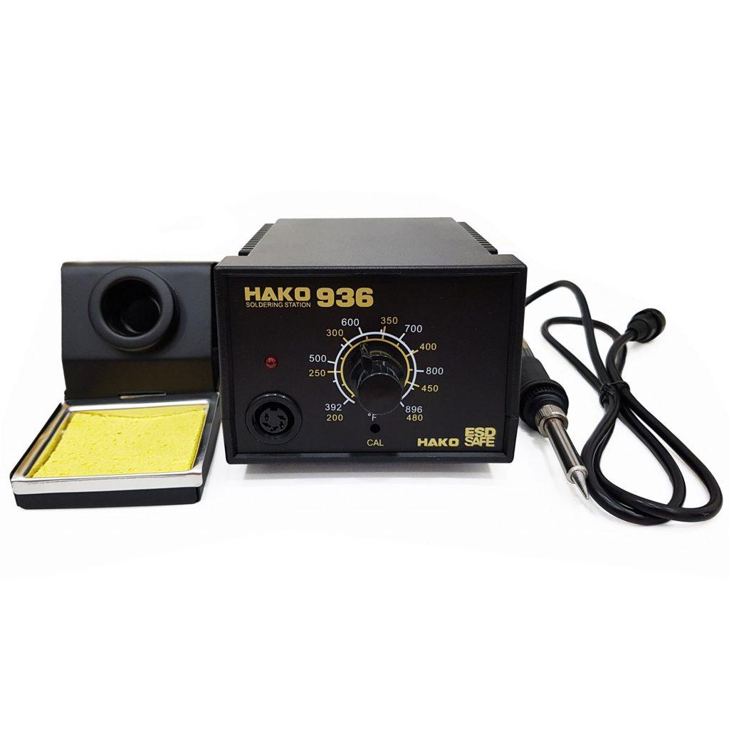 Máy hàn HAKO 936 điều chỉnh nhiệt độ