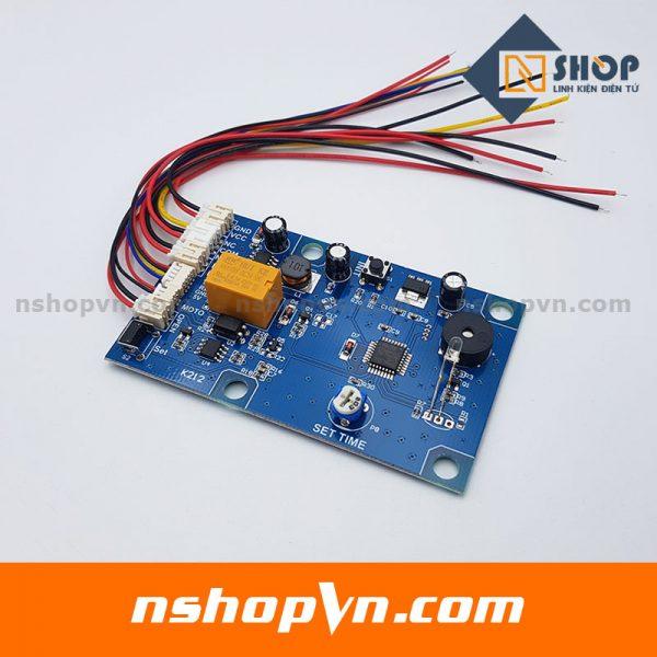 Module giải mã và điều khiển cảm biến vân tay K212