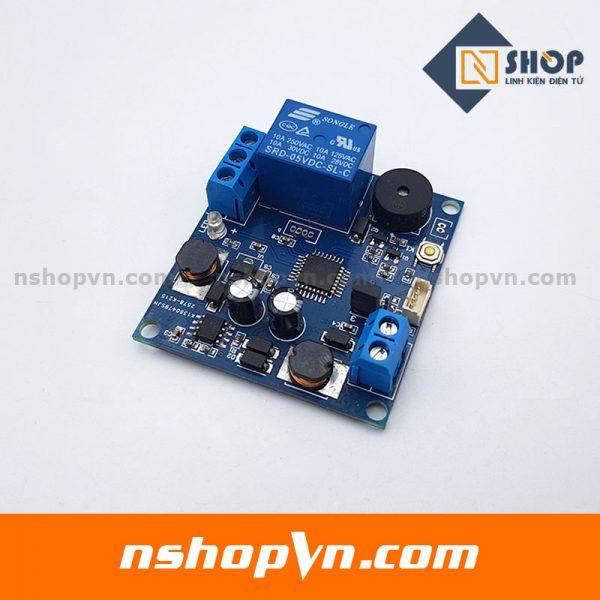 Module giải mã và điều khiển cảm biến vân tay K215