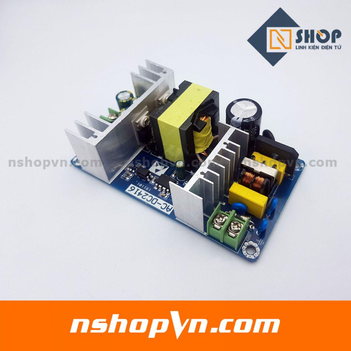 Module nguồn 24V 150W