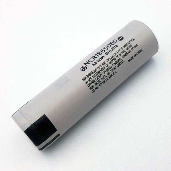 Pin cell Li-on NCR18650ND 3200mAh