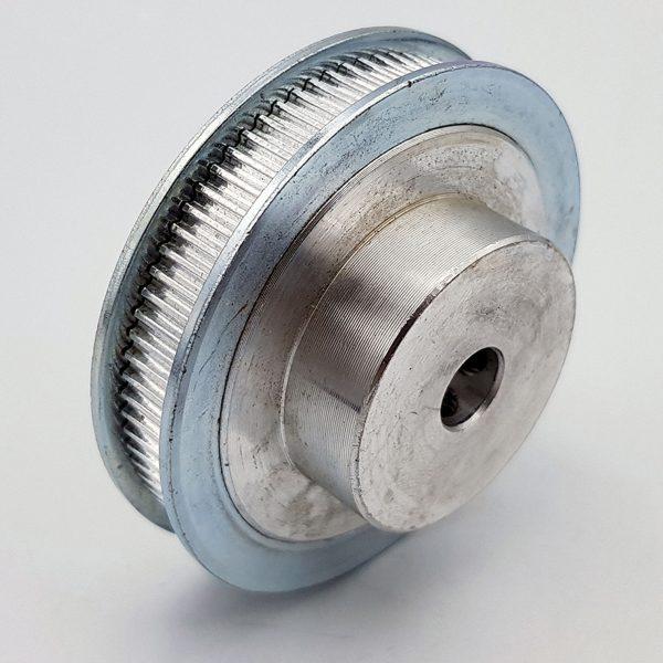 Puly GT2 80 răng đường kính 50.5mm