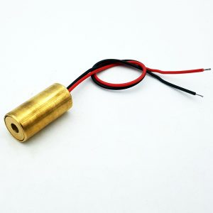 Đầu Laser 9mm chấm