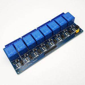 Module 8 Relay Với Opto Cách Ly 12VDC 10A