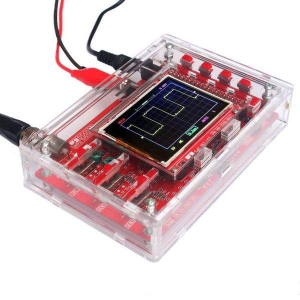 Vỏ mica máy hiện sóng Mini Digital Oscilloscope DSO138
