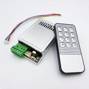 Bộ giải mã vân tay K216 kèm remote hồng ngoại
