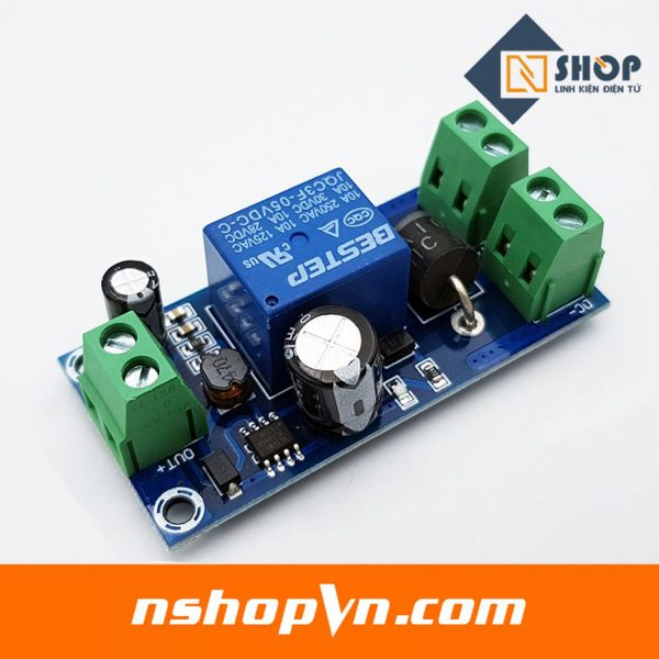 Module chuyển đổi nguồn dự phòng 5-48VDC YX850
