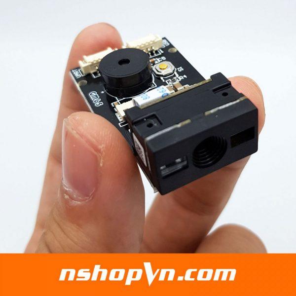 Module quét mã vạch 1D/2D/QR GM65